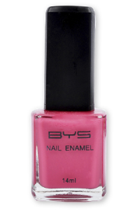 <b>BYS Nail Polish - Pink With A Punch No. 144A</b>
